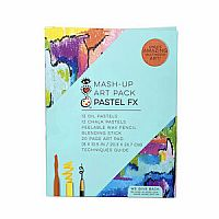 Mash Up Art Pack Paint and Pastel