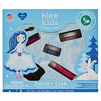 Snowy Star Natural Makeup