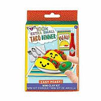 Extra Small Taco Dinner Mini Clay Set