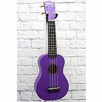 PURPLE PANDA UKULELE