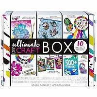 DIY ULTIMATE CRAFT BOX