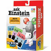 LITTLE EINSTEIN MATH CARDS SET