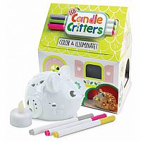 LED CANDLE CRITTER MOUSE