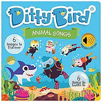 Ditty Bird Baby Sound Book: Animal Songs