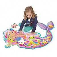 MERMAID FLOOR PUZZLE