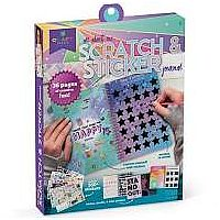 Scratch and Sticker Journal