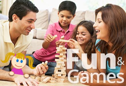 3 Fun & Games